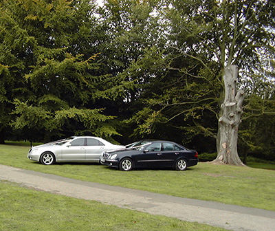 Veiw Maidstone Wedding Cars Site